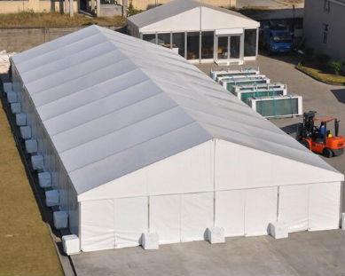 Aluminium Tents