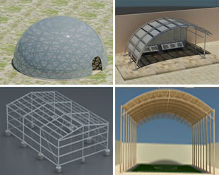 Tensile Shades Structures, Car Parking Shades, Tents