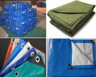 Tarpaulins - home page products